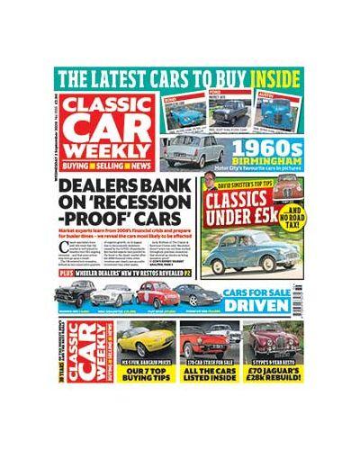 Classic Car Weekly Digital Issue 02/09/2020