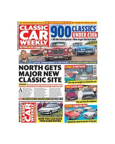 Classic Car Weekly Digital Issue 30/09/2020
