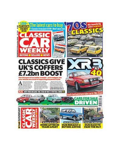 Classic Car Weekly Digital  Issue 18/11/2020