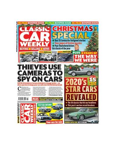 Classic Car Weekly Digital  Issue 16/12/2020