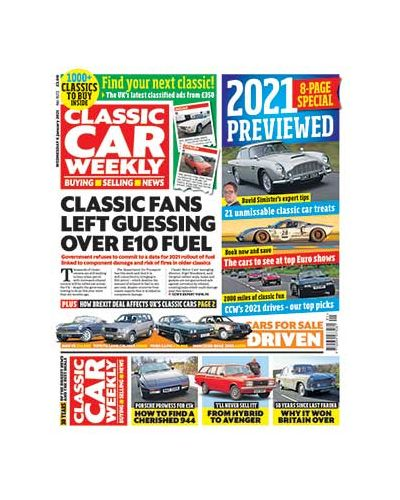 Classic Car Weekly Digital Issue 1