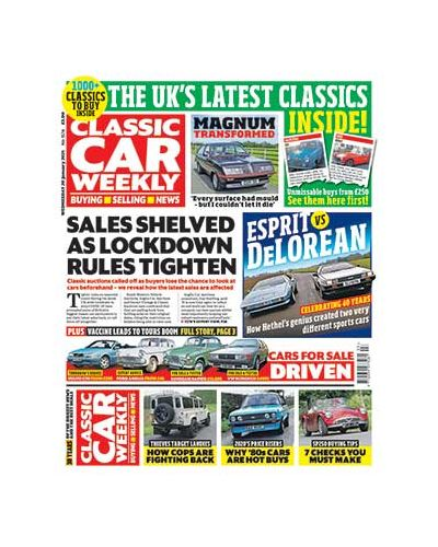 Classic Car Weekly Digital Issue 3