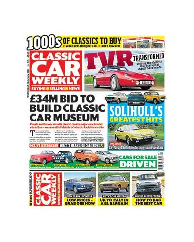 Classic Car Weekly Digital Issue 5