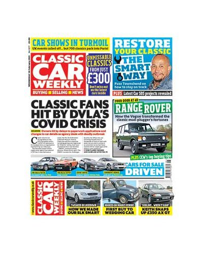 Classic Car Weekly Digital Issue 6