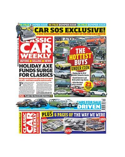 Classic Car Weekly Digital Issue 10