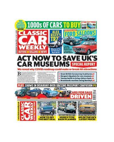 Classic Car Weekly Digital Issue 26/05/2021