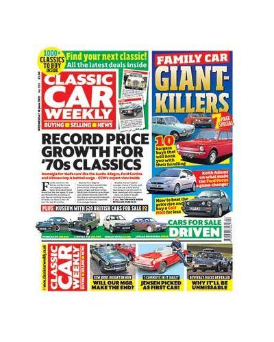 Classic Car Weekly Digital Issue 16/06/2021