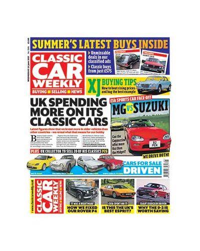 Classic Car Weekly Digital Issue 23/06/2021