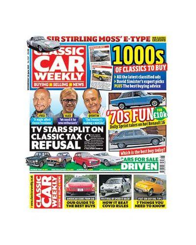 Classic Car Weekly Digital Issue 30/06/2021