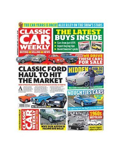 Classic Car Weekly Digital Issue 07/07/2021