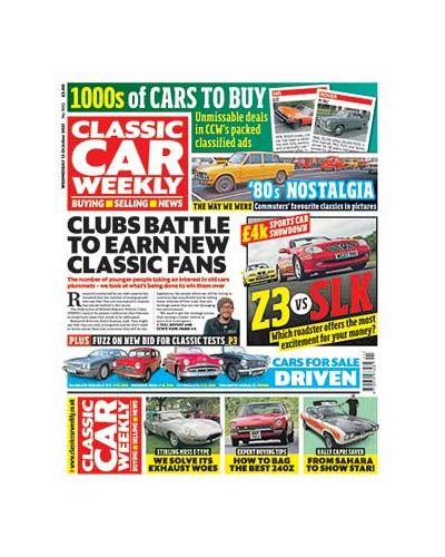 Classic Car Weekly Digital Issue 13/10/2021
