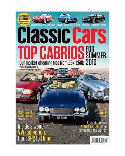 Classic Cars June 2019