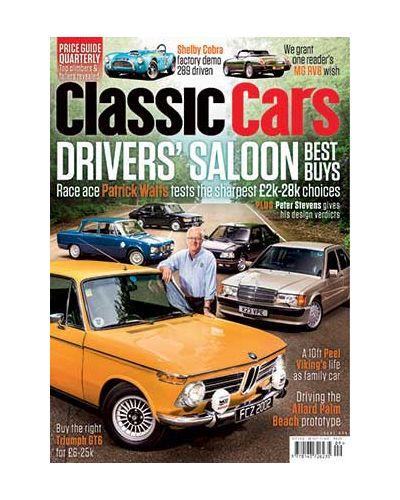 Classic Cars September 2019