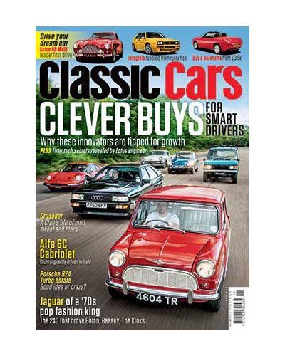Classic Cars November 2019