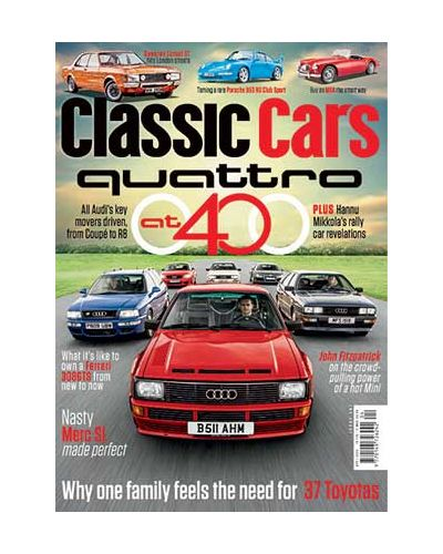 Classic Cars April 2020