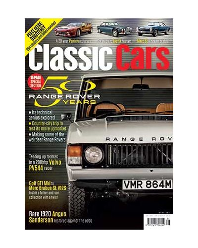 Classic Cars June 2020