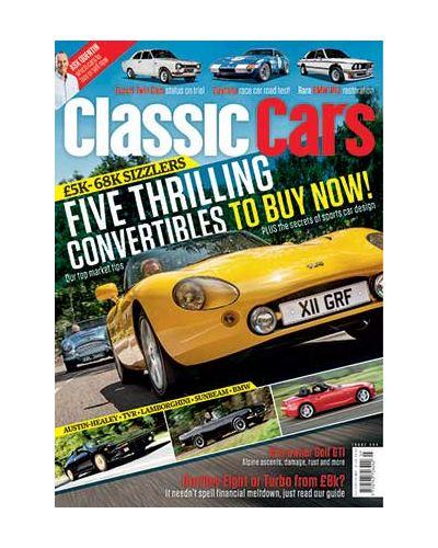 Classic Cars July 2020