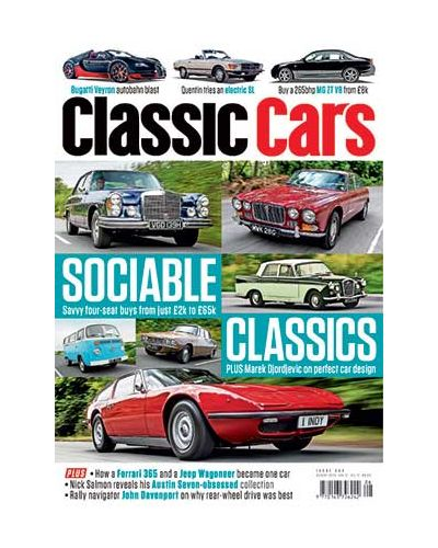 Classic Cars August 2020