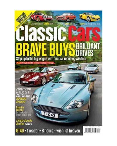 Classic Cars September 2020