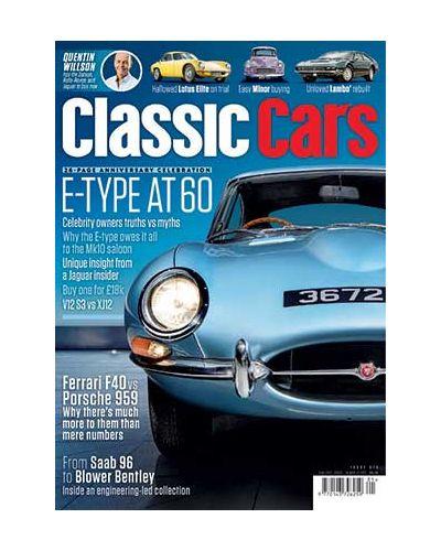 Classic Cars  January 2021