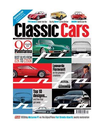 Classic Cars February 2021