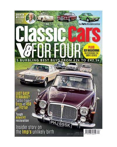 Classic Cars April 2021