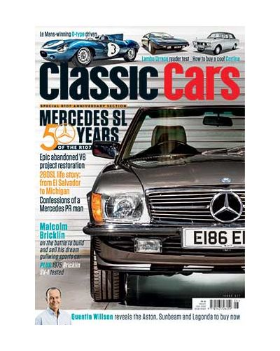 Classic Cars August 2021