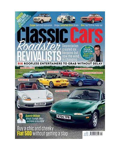 Classic Cars September 2021