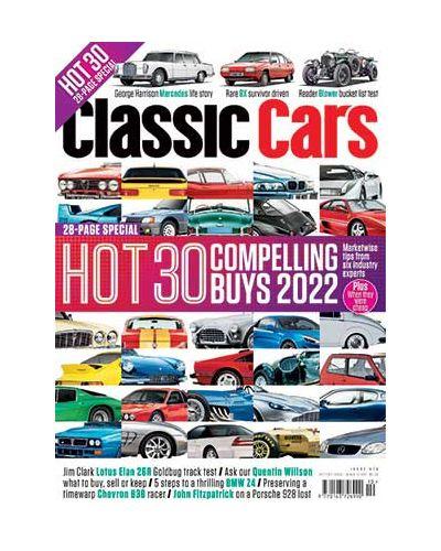Classic Cars October 2021