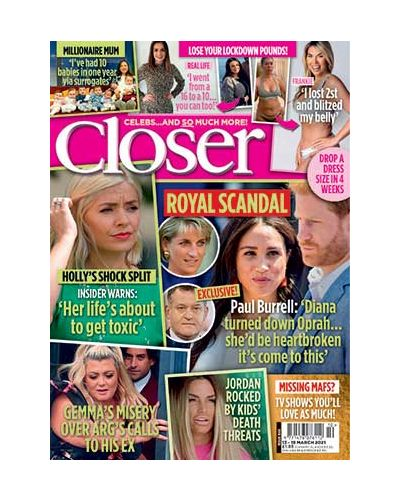 Closer Digital Issue 09/03/2021