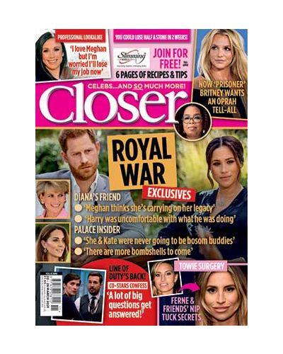 Closer Digital Issue 16/03/2021