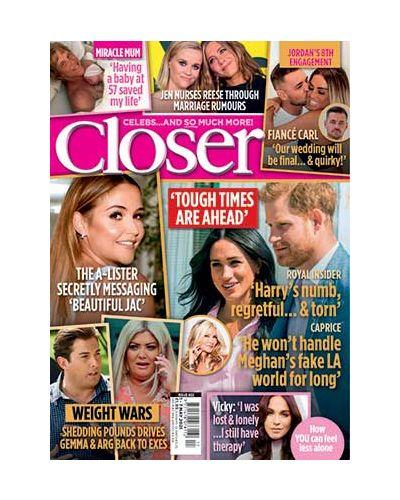 Closer Digital Issue 27/04/2021