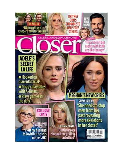 Closer Digital Issue 26/10/2021