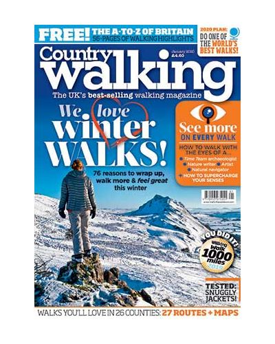 Country Walking Digital issue January 2020