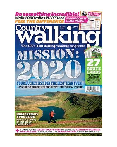 Country Walking March 2020