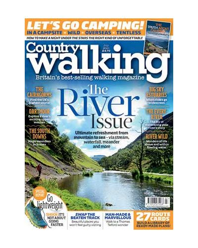 Country Walking July 2020