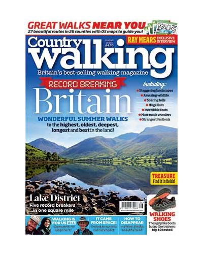 Country Walking August 2020