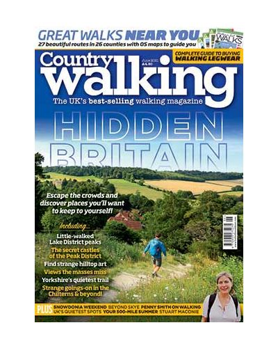 Country Walking June 2021