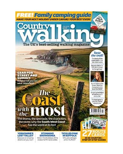 Country Walking July 2021