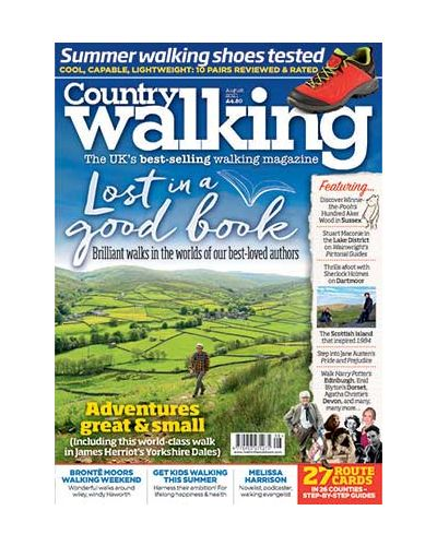 Country Walking August 2021
