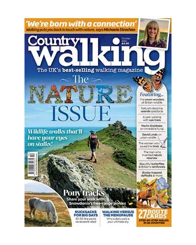 Country Walking October 2021