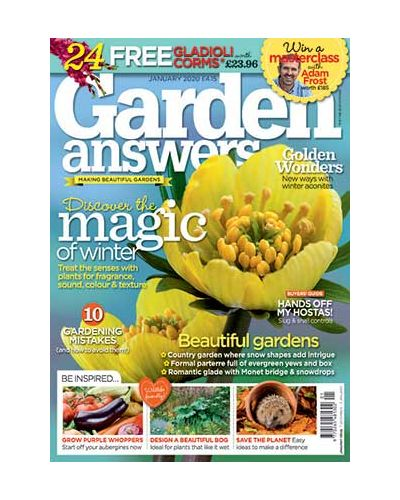 Garden Answers Digital issue January 2020
