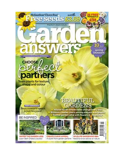 Garden Answers March 2020