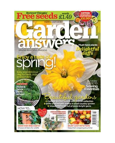 Garden Answers March 2021