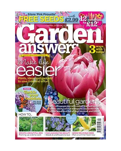 Garden Answers April 2020