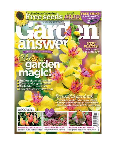 Garden Answers Chelsea 2019