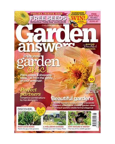 Garden Answers Chelsea 2020