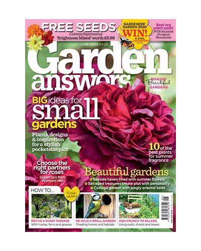 Garden Answers June 2020