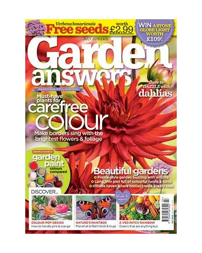 Garden Answers July 2019
