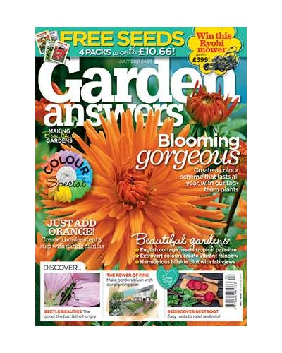 Garden Answers July 2021